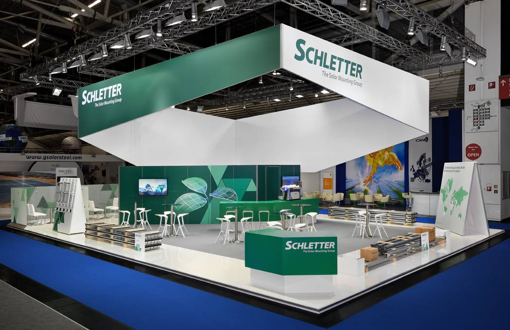 Schletter Intersolar